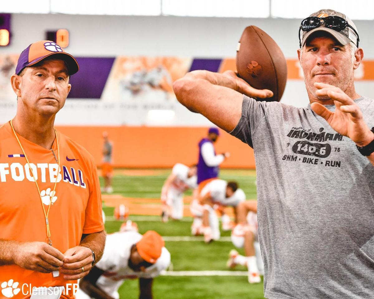 Dabo and Favre