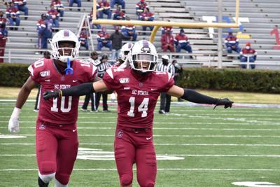 SC State Vs. Alabama A&M