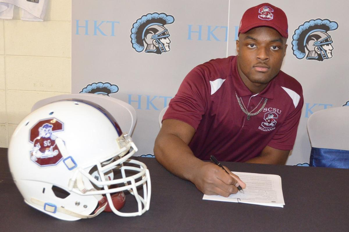 Waymyers inks with SC State