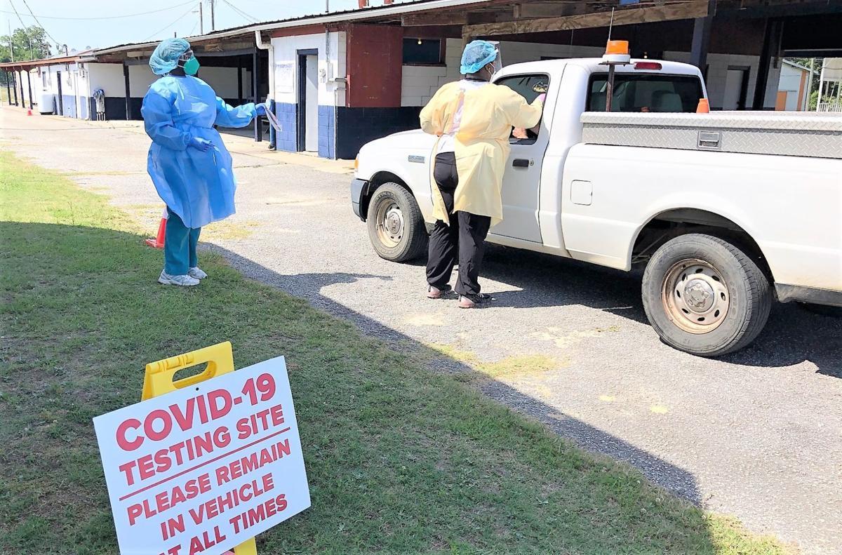 Coronavirus testing (copy)