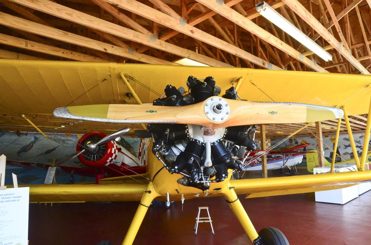 Off the beaten path: Dorothy Burns Aeroplane Museum