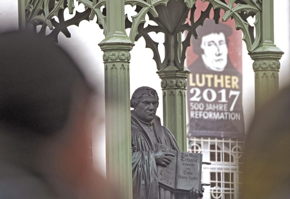 Germany Luther Reformation Anniversary
