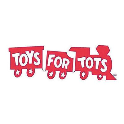 LIBRARY Toys for Tots logo