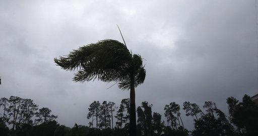 Hurricane Irma, Fort Myers, Fla.