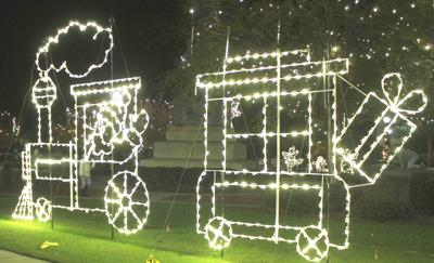 Orangeburg Lights Up For Christmas Local Thetanddcom