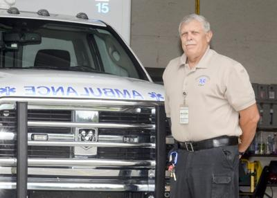 'The right thing to do': EMS operations manager recognized by Community of Character for punctuality