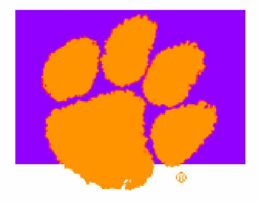 LIBRARY Clemson Paw