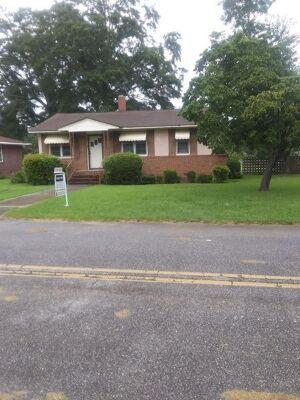 2 Bedroom Home in Orangeburg - $89,900