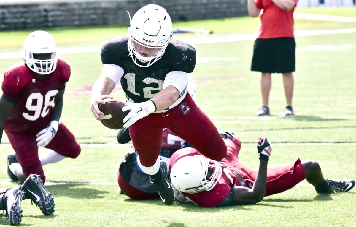Defense rules the day in S.C. State's first preseason ...