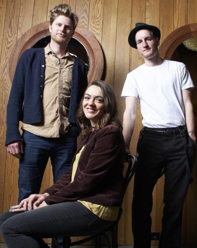Wesley Schultz, Neyla Pekarek, Jeremiah Fraites