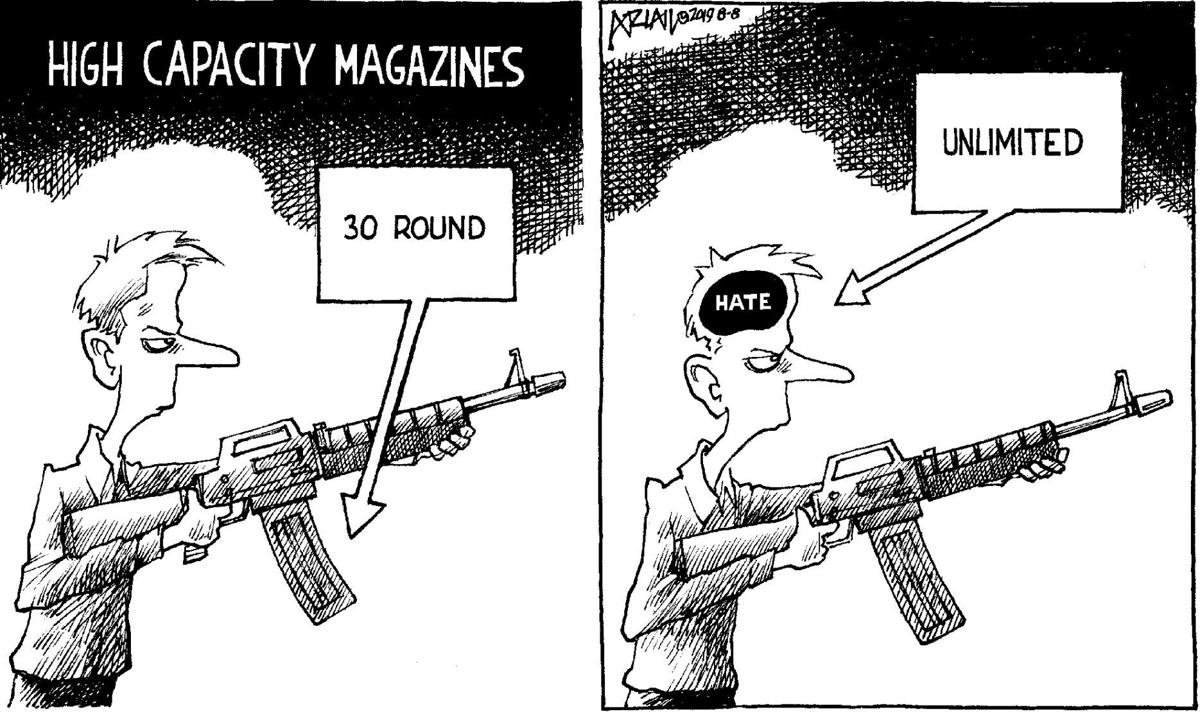 High capacity magazines