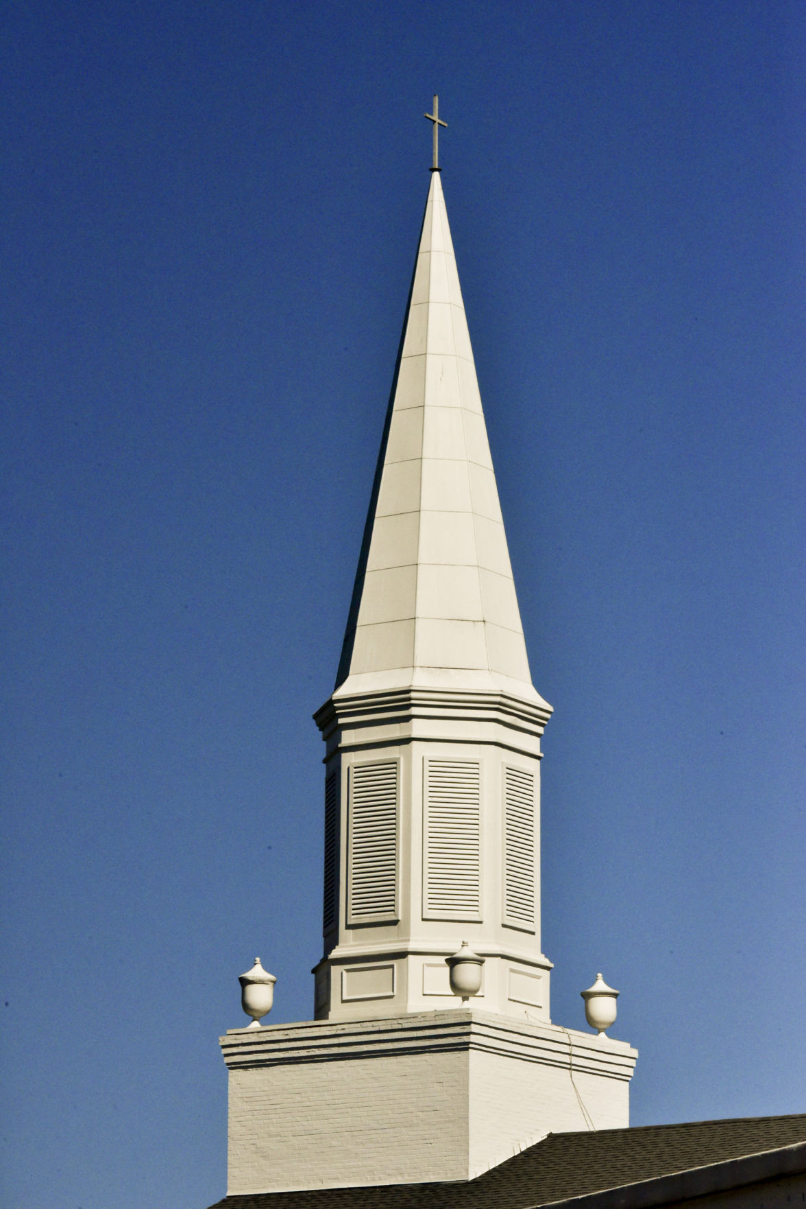 St. Andrews Church Steeple