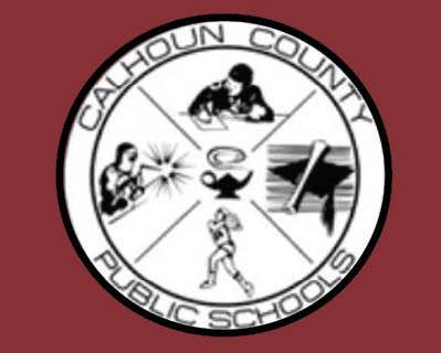 Calhoun County Schools logo