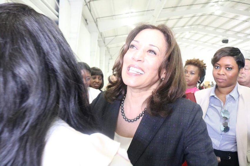 Kamala Harris in St. George