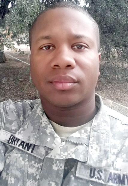 Staff Sgt. Travis Antwon Bryant