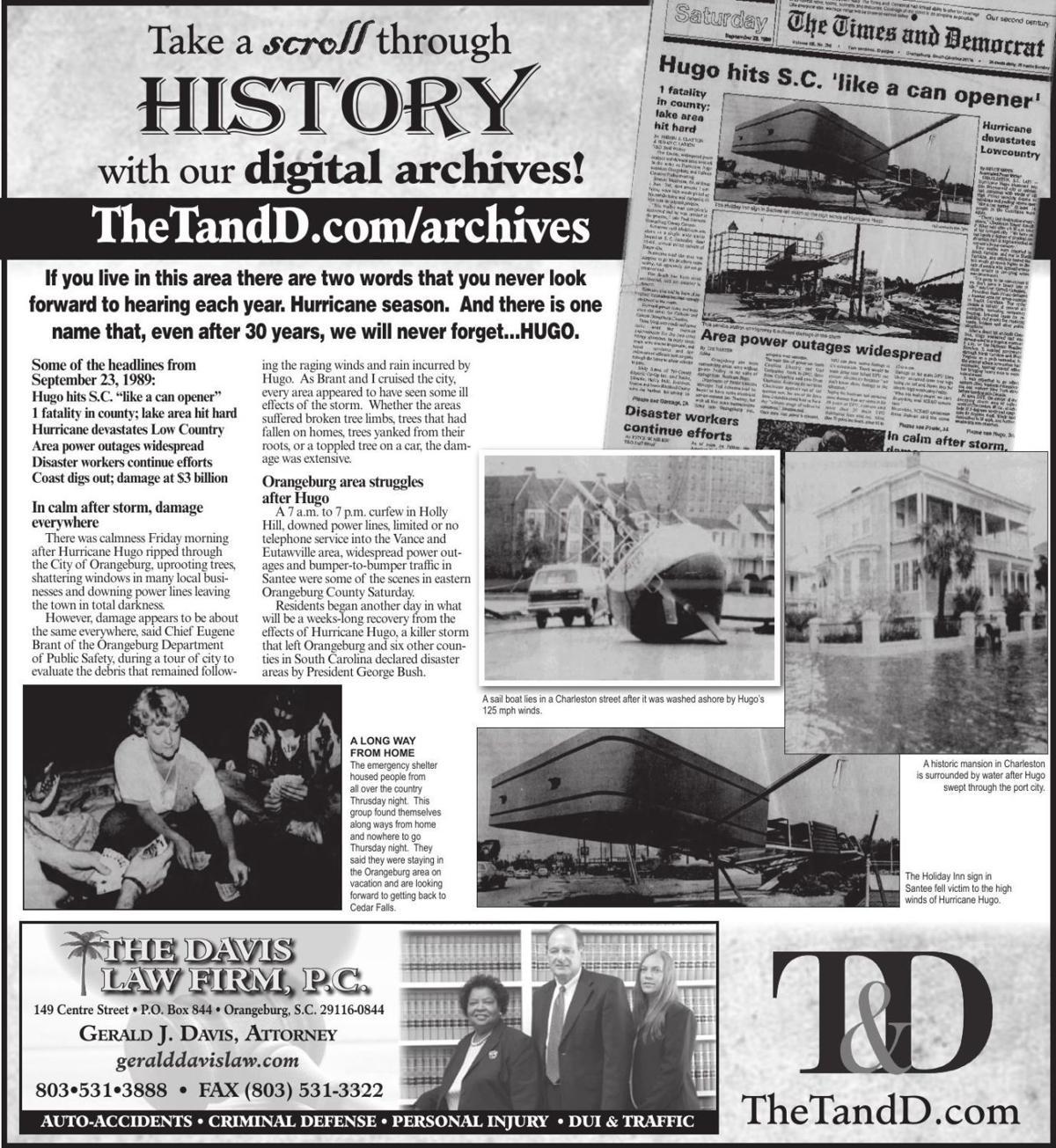 TheTandD.com/archives Sept. 22, 2019
