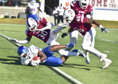 Tackle photo from Savannah State game
