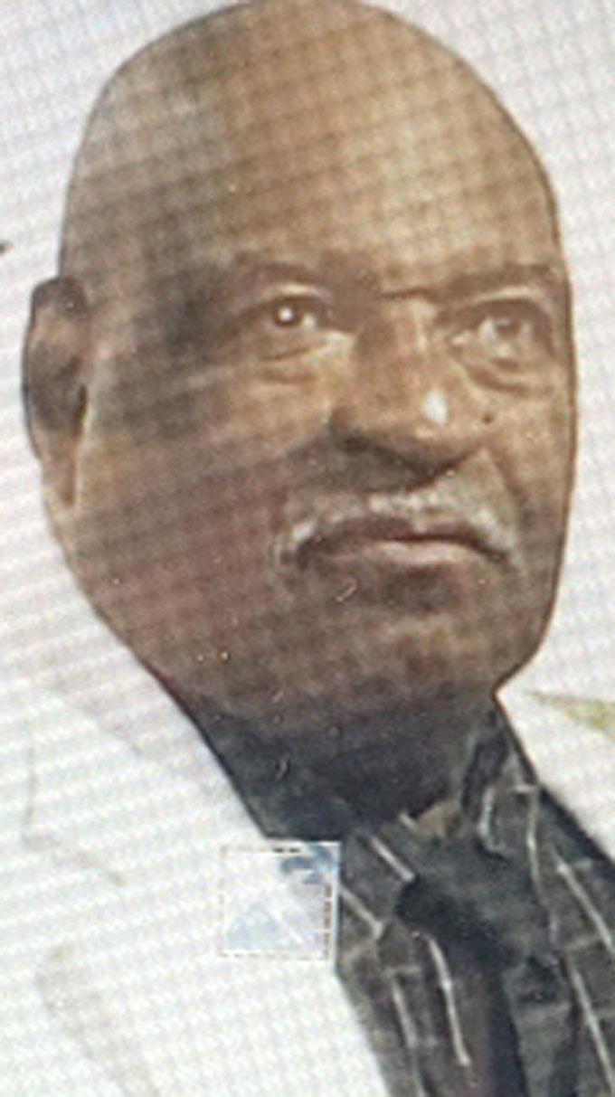 James Kenneth Payne Jr.