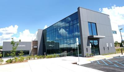 OCtech building nearing completion