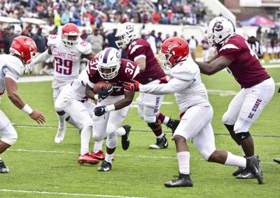 S C State Football Bulldogs Back In Action At Famu S C State
