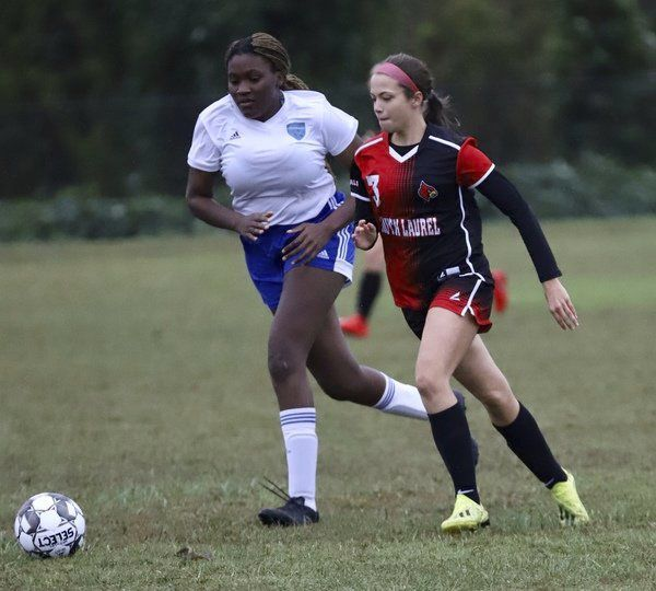 MOVING ON: <span>South Laurel advances to 49th District Girls Soccer Tournament semifinals</span>