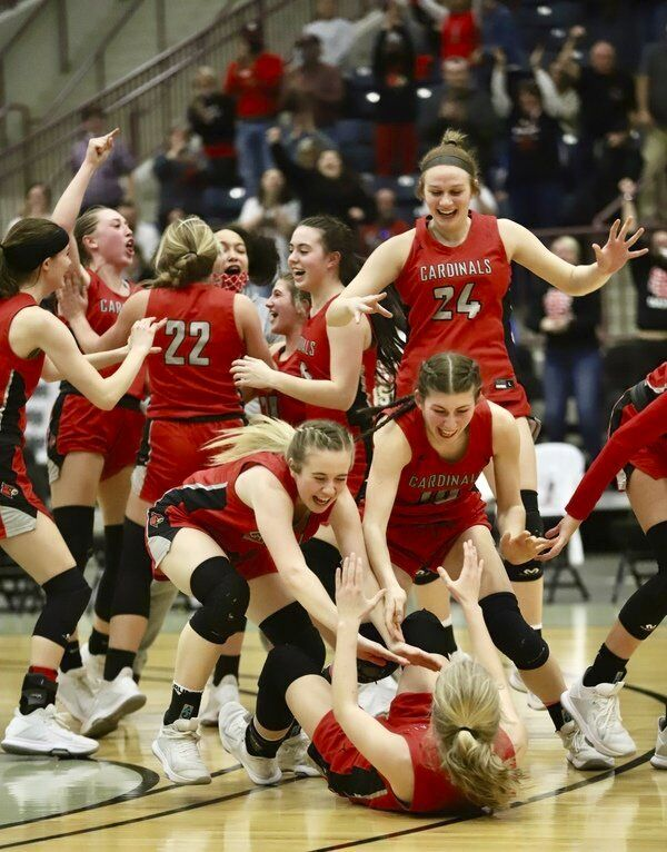 CAN THE JOURNEY CONTINUE?<span>Red-hot South Laurel looking to bring home a state championship</span>