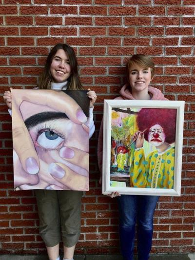 CHS students to have art on display in national exhibit