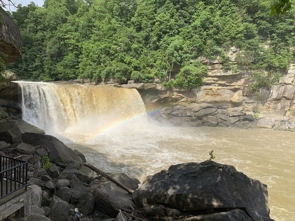 Moonbow experience offers more than just a nighttime rainbow at Cumberland Falls