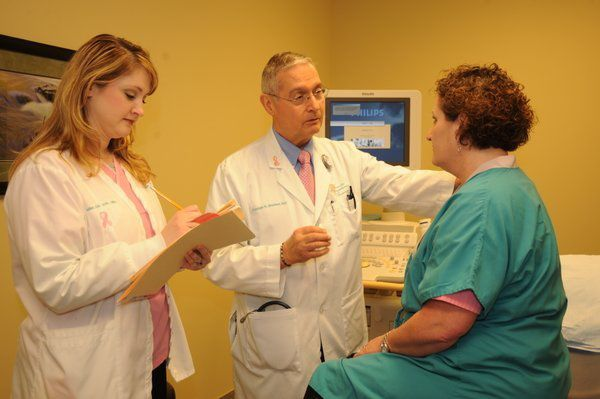 Knoxville tn breast health center