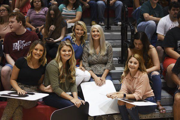 Pep rally kicks offnew year at Whitley County High School
