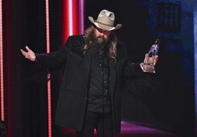 Chris Stapleton to perform at Kroger Field in April