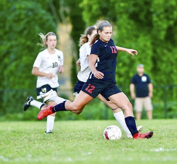 Anderson becomes Whitley County's career leader in goals scored and assists