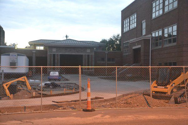 Progress continues on Corbin Traditional School