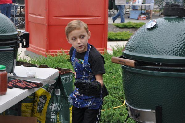 More out-of-state cooks for annual Eggfest this Saturday