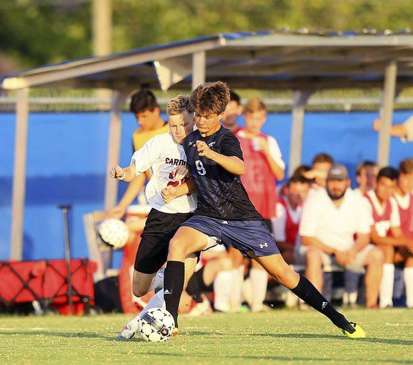South Laurel battles Southwestern to a one-all tie