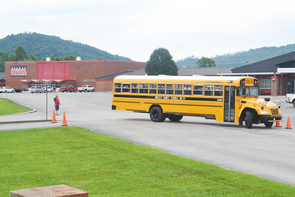 Whitley Bus Drivers Compete While Honing Skills