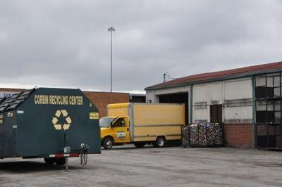 Corbin receives grant money to help with recycling center