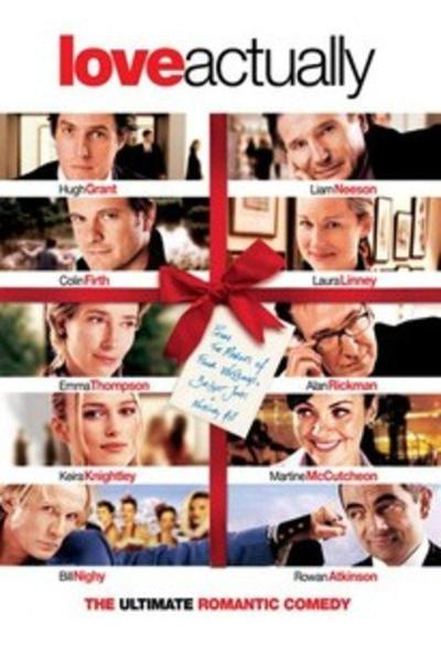 TOP 5 CHRISTMAS COUNTDOWN WITH THE TIMES:Angela's top five Christmas movies