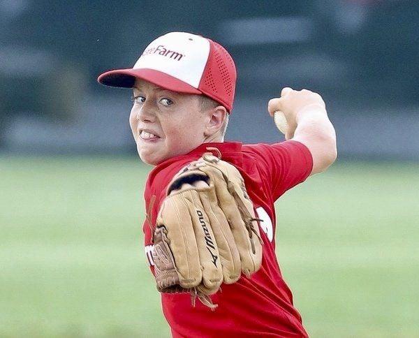 LET THE GAMES BEGIN:<span>Little League, Minor League TournamentsstartedMonday at Corbin's Rotary Park</span>