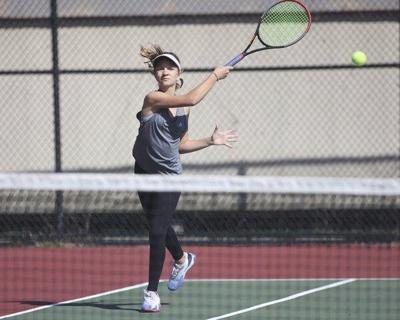 Lady Redhounds place fourth in Match Madness event, hand Somerset 9-0 loss on Tuesday
