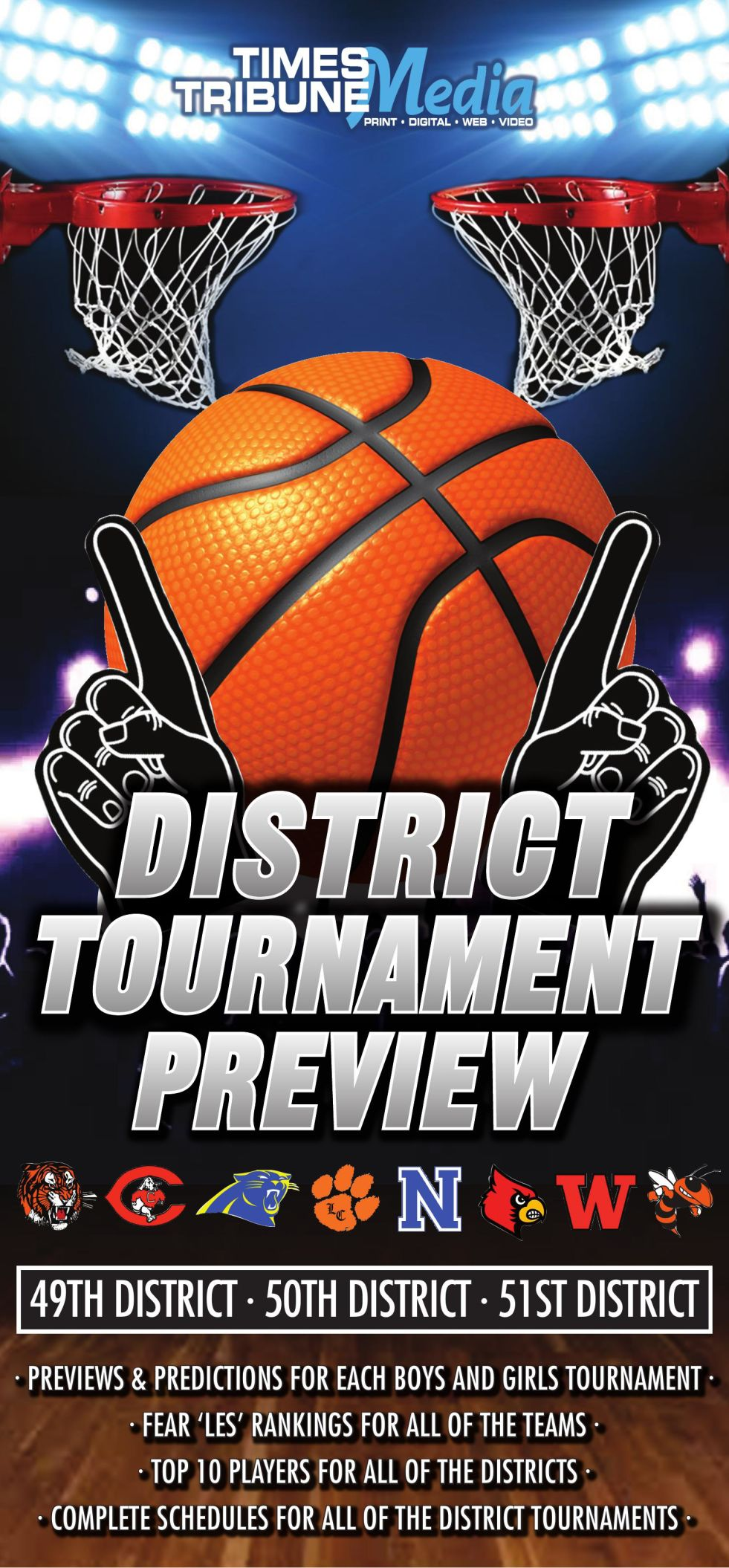 District Basketball Preview