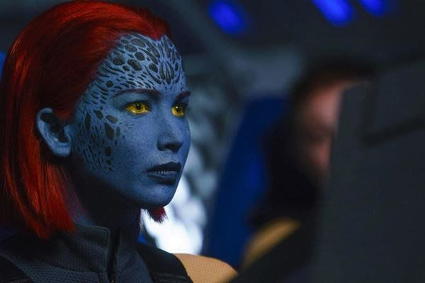 MOVIE REVIEW: The X-Men series goes out with a whimper