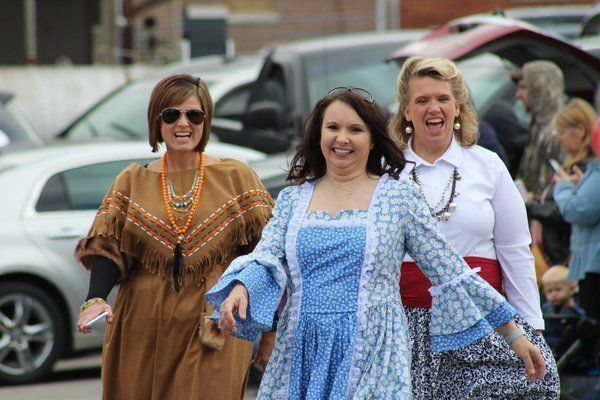 Daniel Boone Festival celebrates pioneer, community's friendship with Cherokee Nation