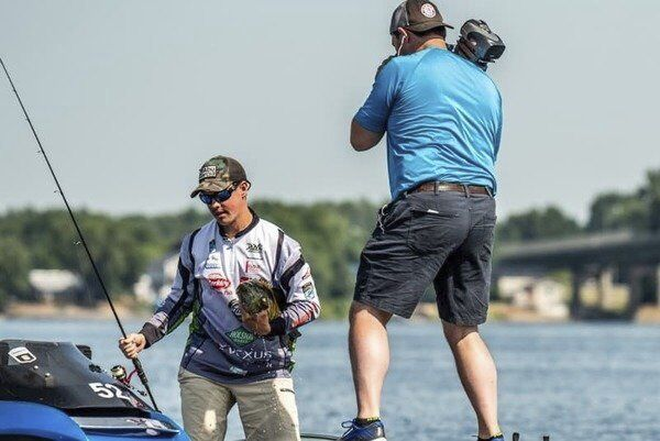Corbin angler Mike Huff lands first top-25 finish of season in Bassmaster tournament
