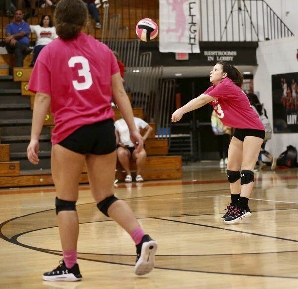 Lady Colonels claim four-set victory over Pulaski County