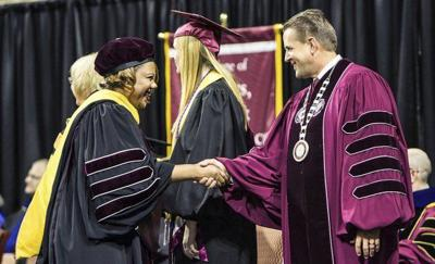 Four-year graduation rate at EKU has more than doubled over the last eight years