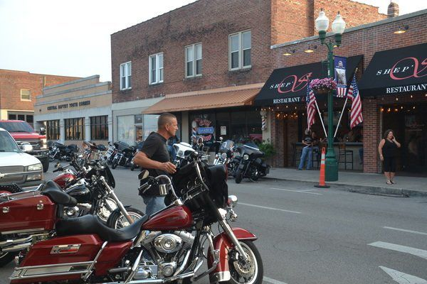 Bike Night rolls through Corbin