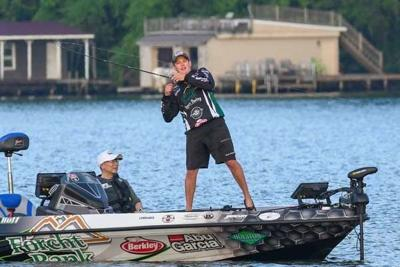 Corbin native qualifies for Bassmaster Classic