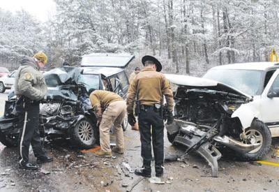 Gray man dies in crash | Local News | thetimestribune com