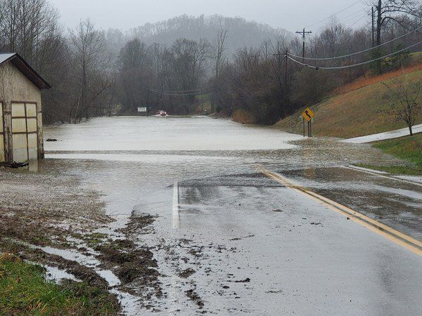 Major flooding leads to several road and school closures